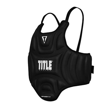 TITLE Infused Foam Influence Body Protector