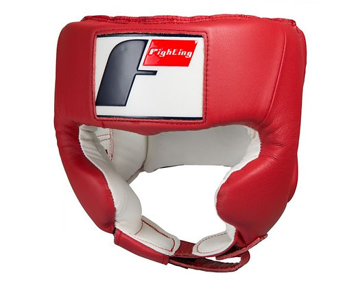 Fighting USA Boxing Competition Headgear w/ Cheek