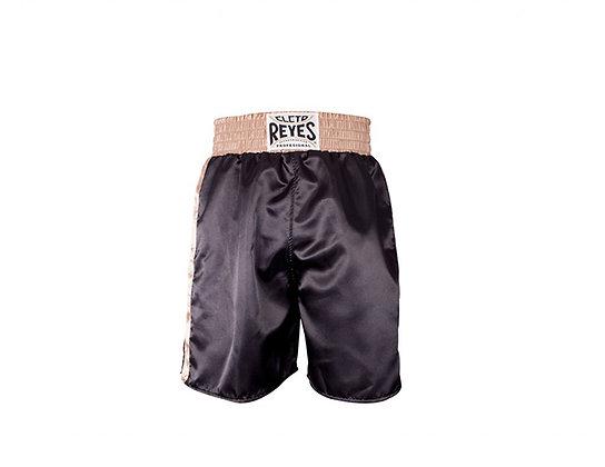 Cleto Reyes Boxing trunks in satin polyester