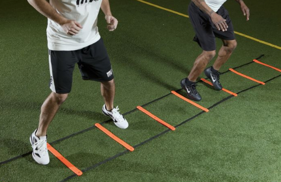 TITLE Indoor Speed & Agility Ladder