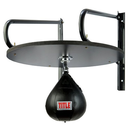 Complete Speed Bag Platform