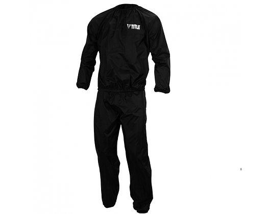 TITLE Exceed Nylon Sauna Suit
