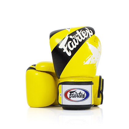 "Fairtex BGV1 Universal Gloves ""Tight-Fit"" Design - Nation Prints Collection"