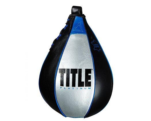 TITLE Platinum Perilous Speed Bag