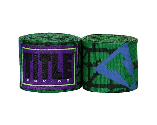 Elastic Hero Hand Wraps - Goliath