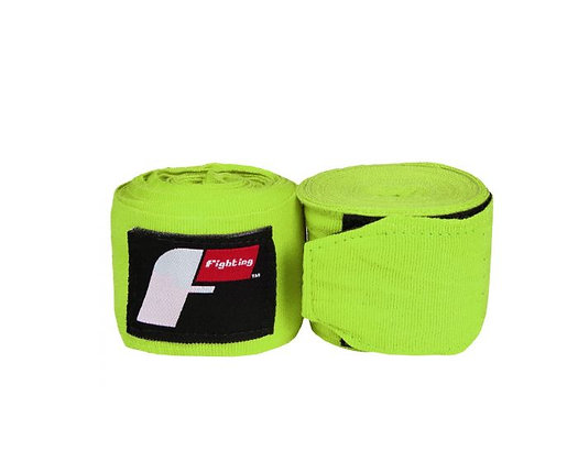 "Fighting Semi-Elastic 180"" Hand Wraps"