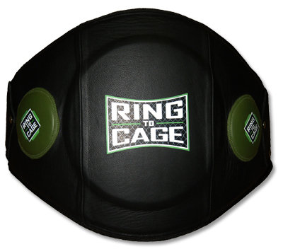 RING TO CAGE Traditional Belly Pad