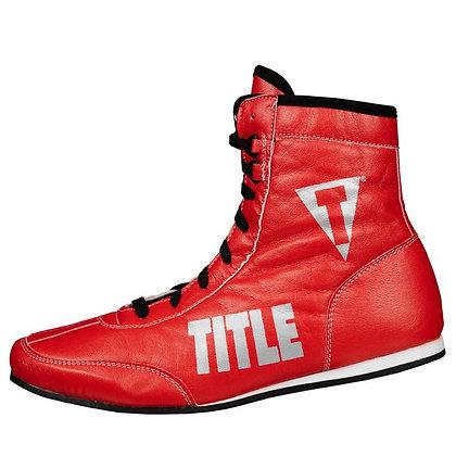 Money Metallic Flash Boxers Boxing Shoes