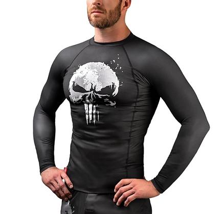 HAYABUSA X MARVEL 'The Punisher' Long Sleeve Rash Guard
