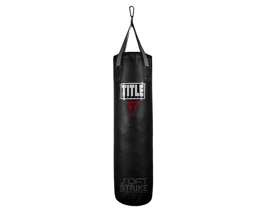 TITLE Boxing Soft Strike Punching Bag 3.0