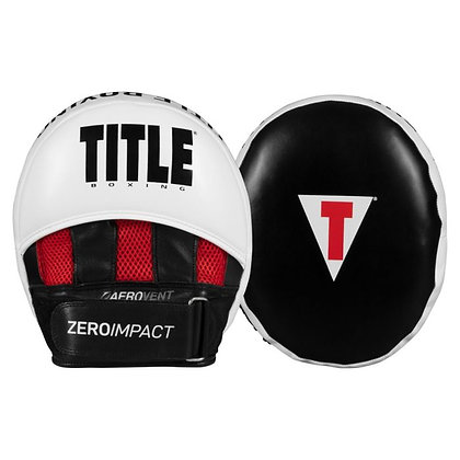 "TITLE Zero-Impact ""Rare Air"" Punch Mitts 2.0"