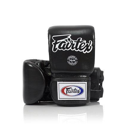 Fairtex TGO3 Super Sparring Bag Gloves - Open Thumb