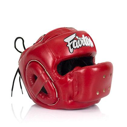 Fairtex HG14 Full Face Protector Headguard