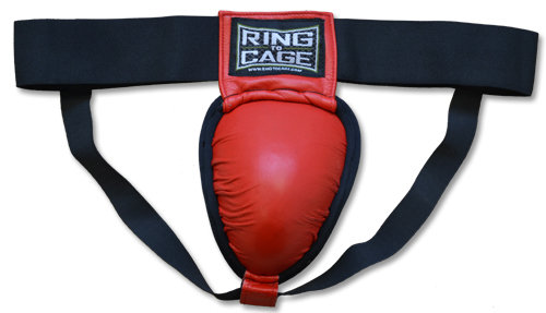 RING TO CAGE Muay Thai GelTech Men's Supporter with Steel Cup