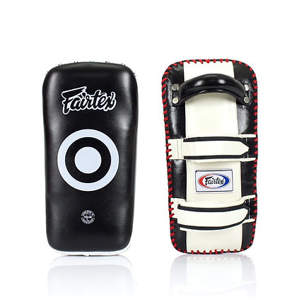 Fairtex KPLC3 Curved Kick Pads - Extra Thick