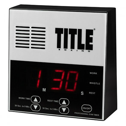 TITLE Professional Gym Timer