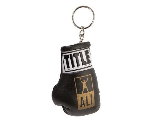 Ali Boxing Glove Keyring