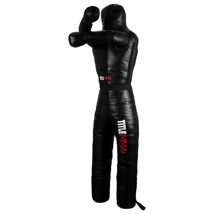 TITLE MMA Legged Grappling Dummy & Heavy Bag 2.0 - Pre Order