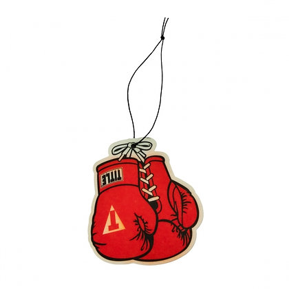 TITLE Boxing Glove Air Freshener