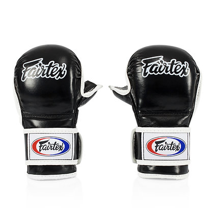 Fairtex FGV15 Sparring Gloves – Double Wrist Wrap