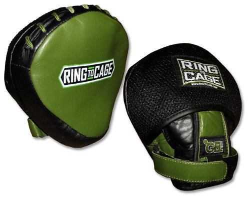 RING TO CAGE Gel Tech Mini Punch Mitt - Safety