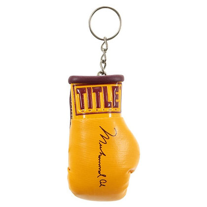 TITLE Ali Greatest Keyring