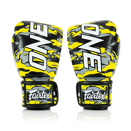FAIRTEX ONE X Mr.Sabotage by Fairtex