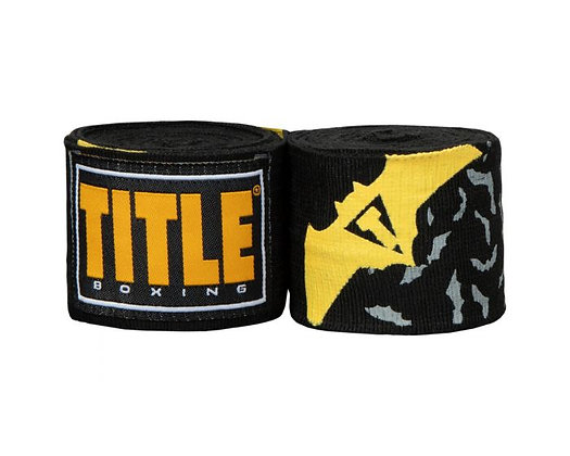 Elastic Hero Hand Wraps - Crusader