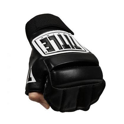 TITLE Leather Wristwrap Speed Bag Gloves V2