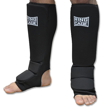 RING TO CAGE Slip-on cloth shin instep