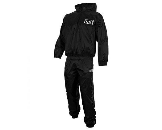 TITLE Sauna Suit With Hood