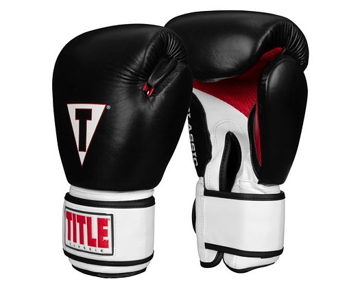 TITLE Classic Leather Super Bag Gloves 2.0 Youth