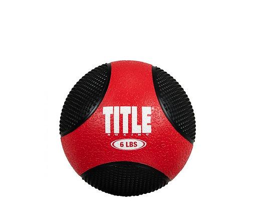 TITLE Boxing Rubber Medicine Balls