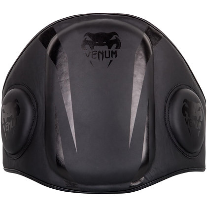 VENUM ELITE BELLY PROTECTOR - BLACK/BLACK