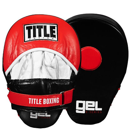 TITLE GEL E-Series Punch Mitts