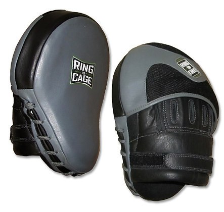 RING TO CAGE Elite Curved Punch Mitts