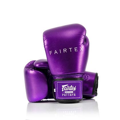 "FAIRTEX BGV22 ""Metallic"" Boxing Gloves"