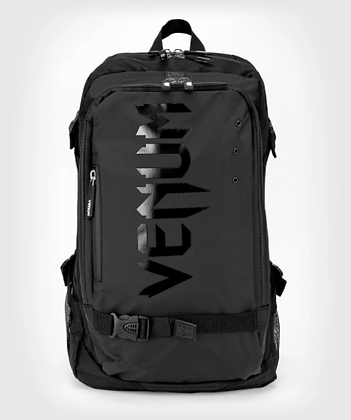 VENUM CHALLENGER PRO EVO BACKPACK - BLACK/BLACK