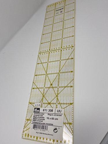 Prym Quilting Ruler 15cm x 60cm