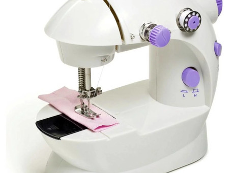 That little 'mini sewing machine' from Hobbycraft