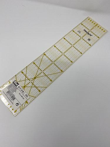 Prym Quilting Ruler 10cm x 45cm