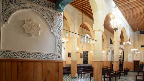 Slat Al Fassiyin Synagogue