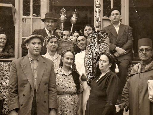 זיכרונות דיגיטליים ממרוקו: מקהילה מקומית לקהילה וירטואלית