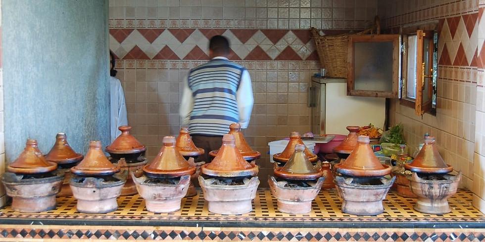 קסמו של המטבח המרוקאי היהודי המסורתי: מקורותיו, סממניו ,תבליניו וכליו