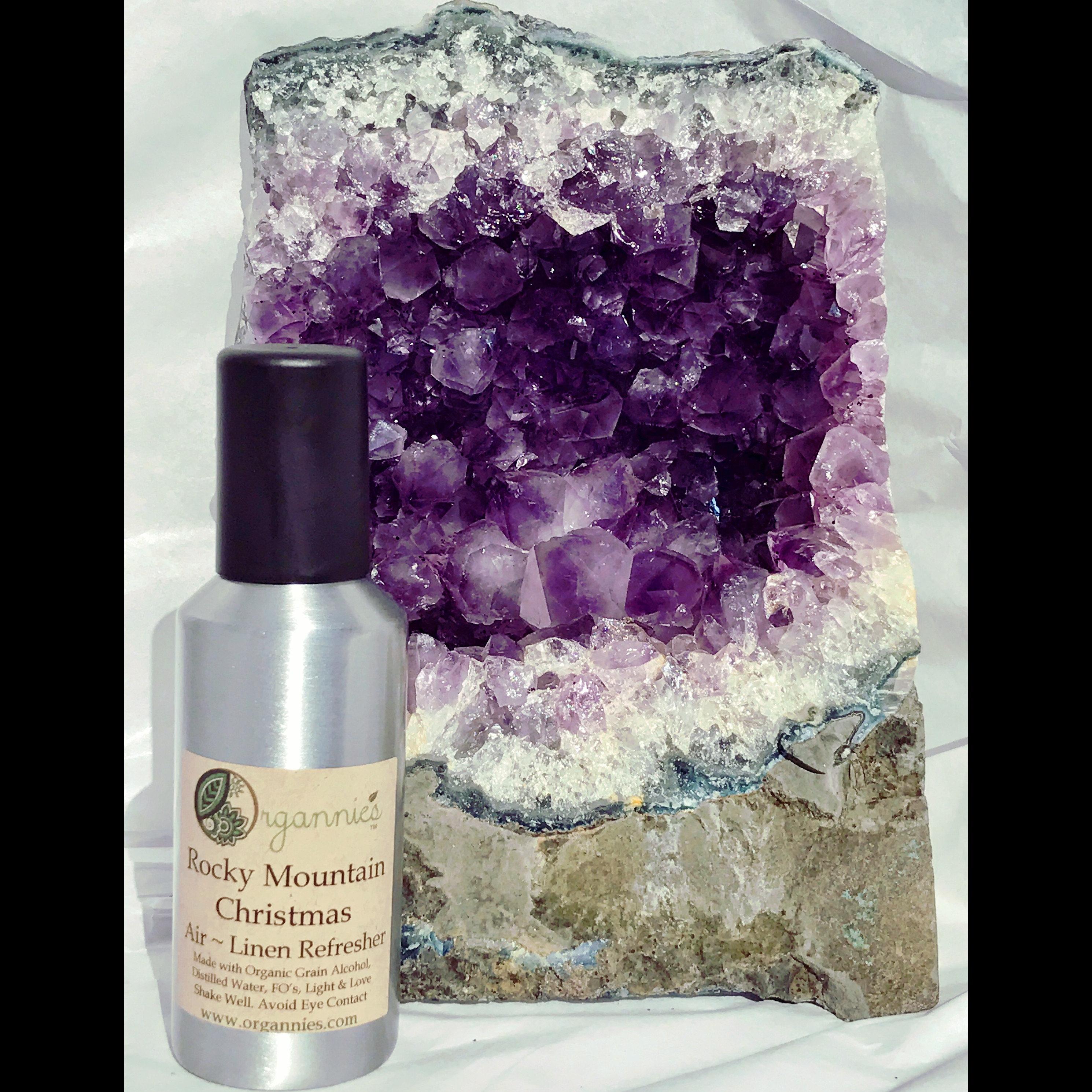 organic-beauty-care | Rocky Mountain Christmas Air~Linen Refresher ...