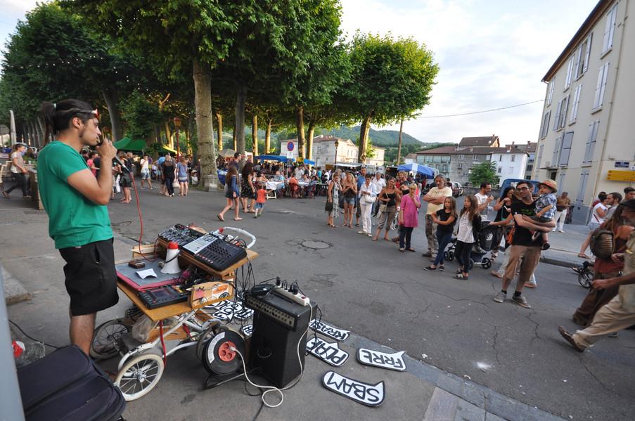 Fête de la musique de Saint-Girons