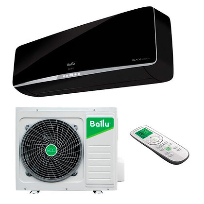 Ballu Platinum ERP DC Inverter Black