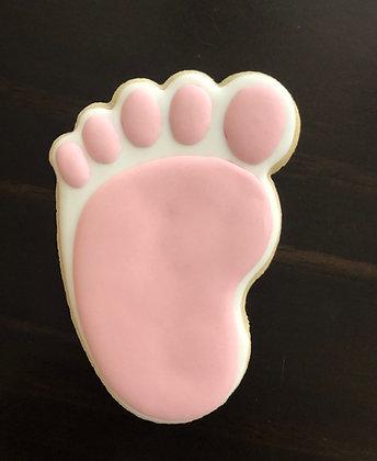 6 Baby footprints ($2 each)