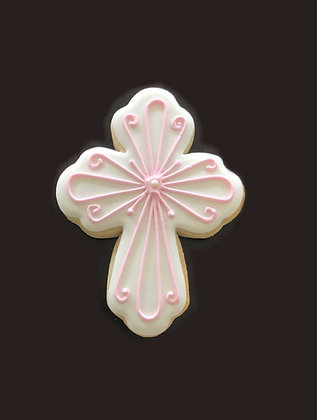 6 Large rounded crosses ($3 each)