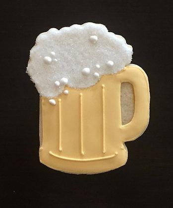 6 Mug of green beer ($2.85)